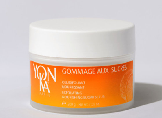 Gommage aux Sucres Corps Vitalite