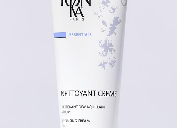 Nettoyant Créme - Démaquillant crème douceur