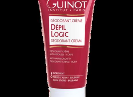 Dépil Logic Déodorant Crème 50ml