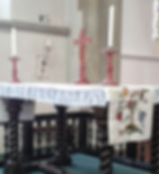 Ships altar
