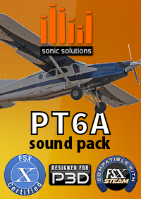 Sonic Solutions - PT6A Sound Pack