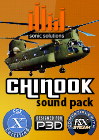 Sonic Solutions - CH47 Chinook Sound Pack