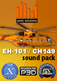 Sonic Solutions - EH101 Sound Pack