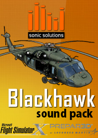 Sonic Solutions - Blackhawk Sound Pack FSX P3D