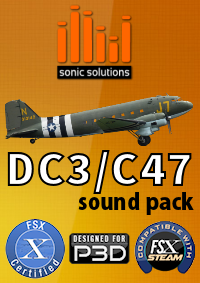 Sonic Solutions - DC3 Sound Pack