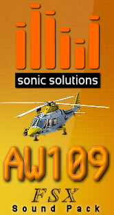 Sonic Solutions - AW109 Sound Pack