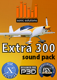 Sonic Solutions - Extra 300 Sound Pack