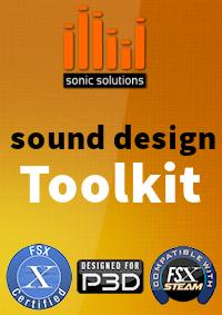 Sonic Solutions - Sound Design Toolkit II
