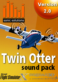 Sonic Solutions - Twin Otter Sound Pack V2