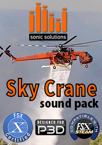 Sonic Solutions - Sky Crane Sound Pack