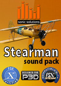 Sonic Solutions - Stearman Sound Pack