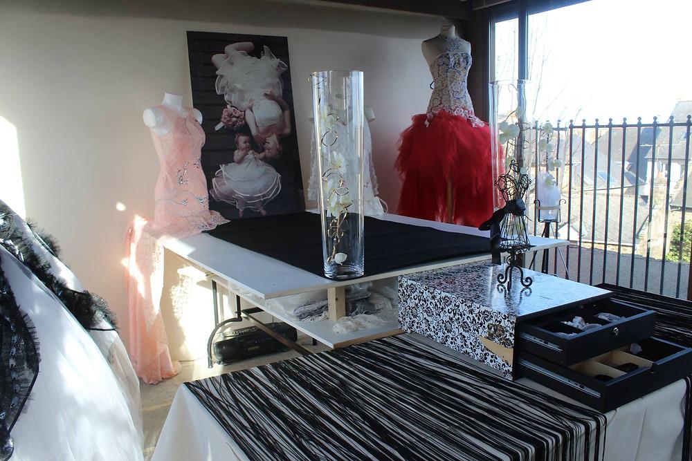 atelier lecy crea pour vos robes de mariée.