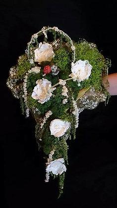 Bouquet mariage elfique
