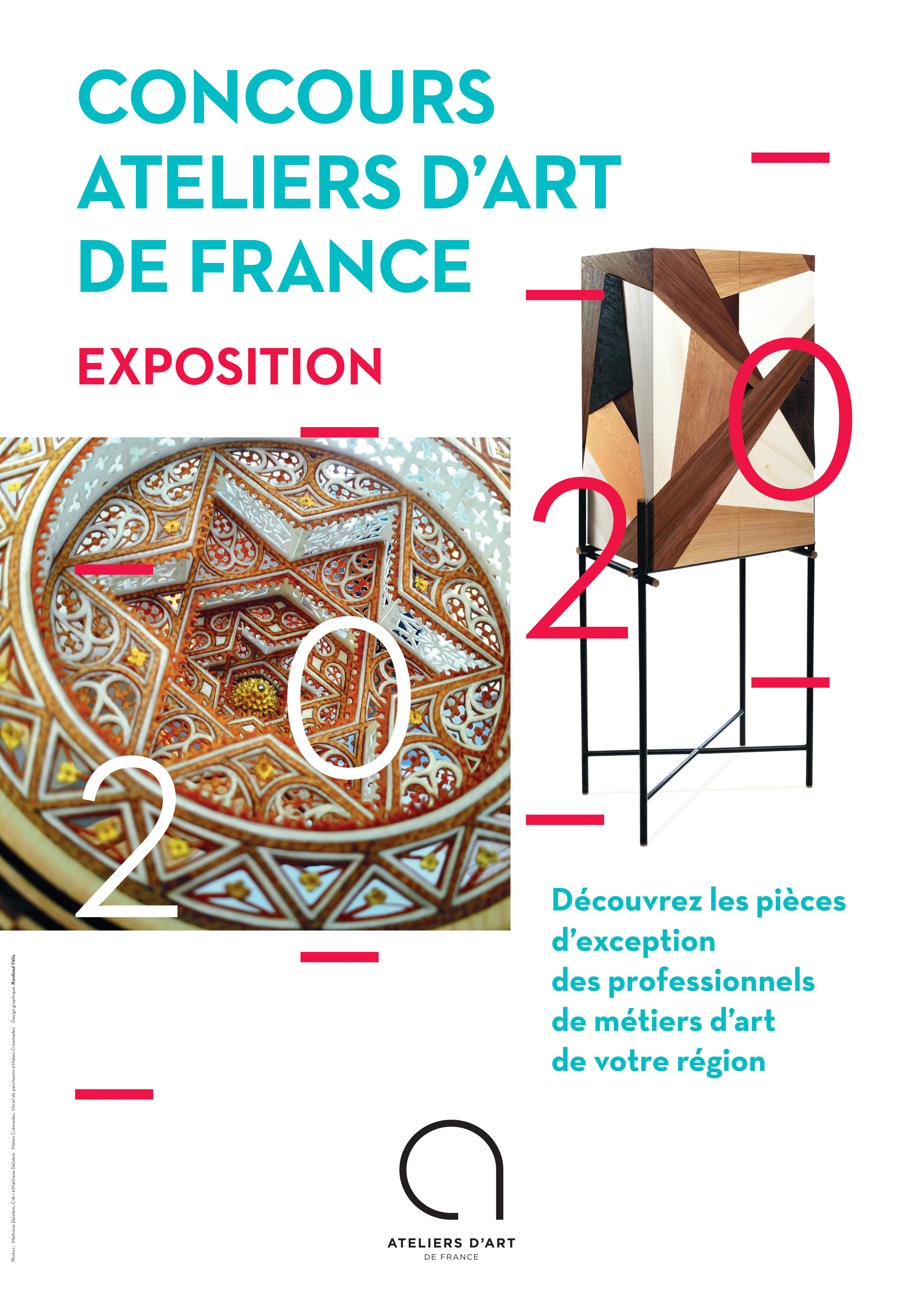 Affiche Concours AAF