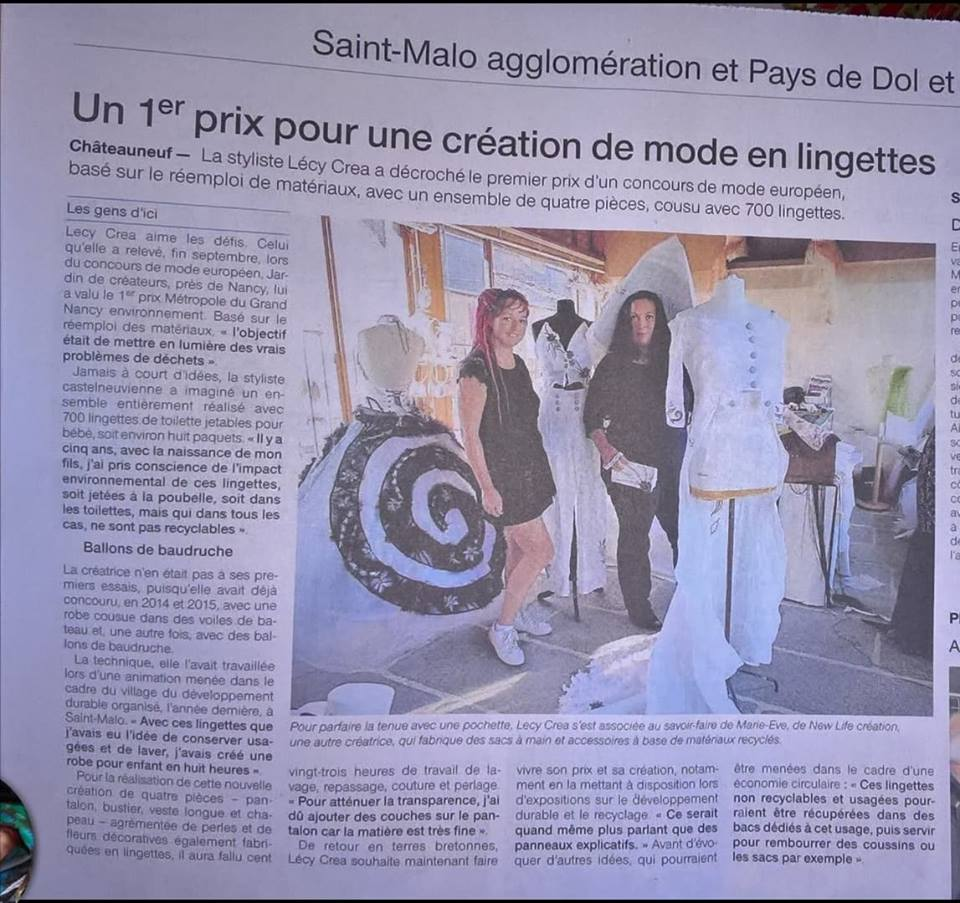 article ouest france du 8oct