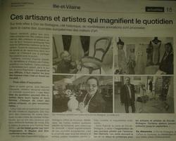 lecy-crea-journées-européennes-des-métiers-d-arts-dol-de-bretagne- ouest-france