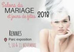 salon du mariage de rennes 2019