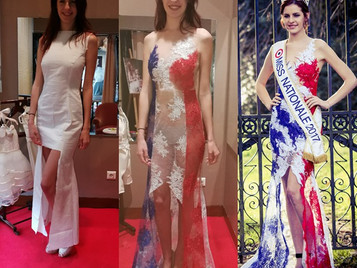 lecy crea habille MISS NATIONALE