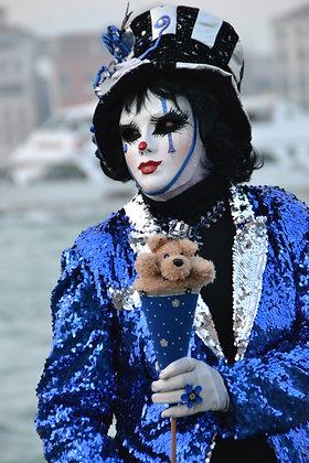 Clown Vénitien