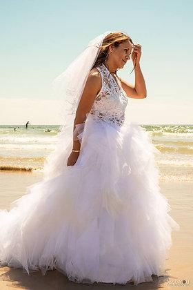 """robe de mariée """"LOÏN"""""""