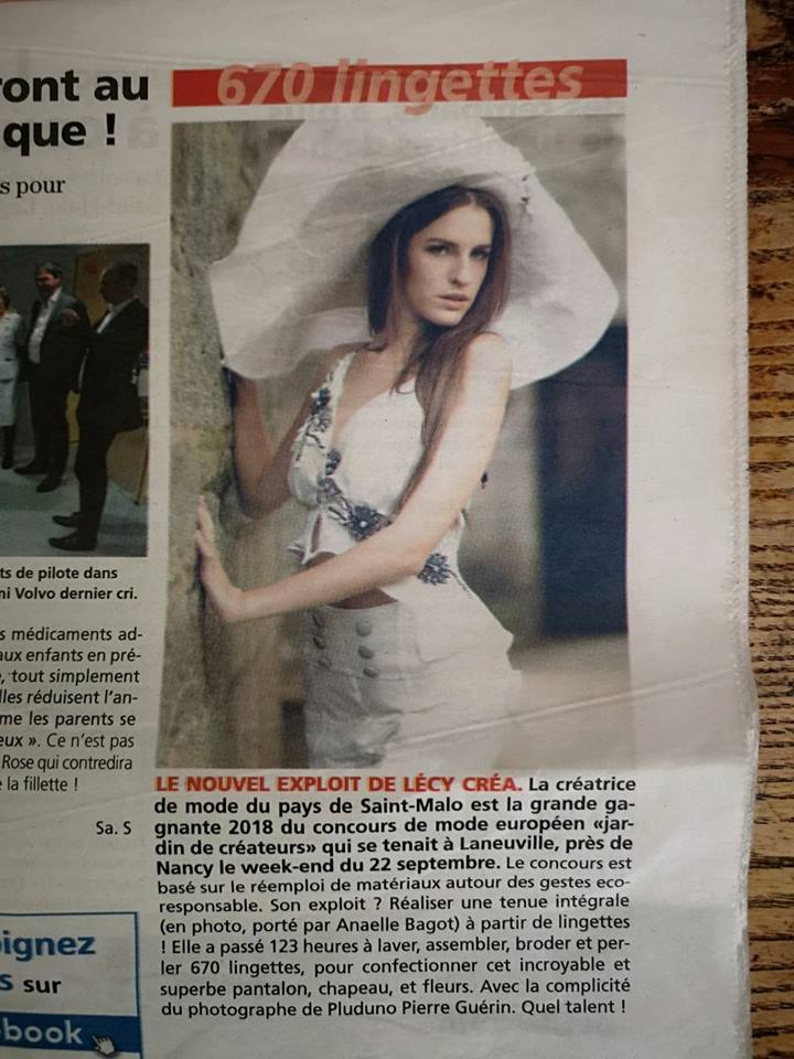 Article du pays malouin du 10 oct