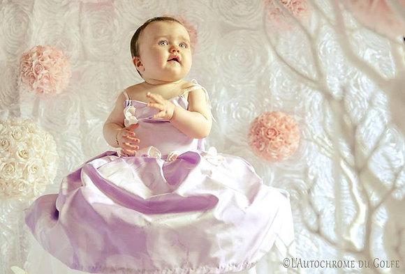 les petites filles naissent dans les roses