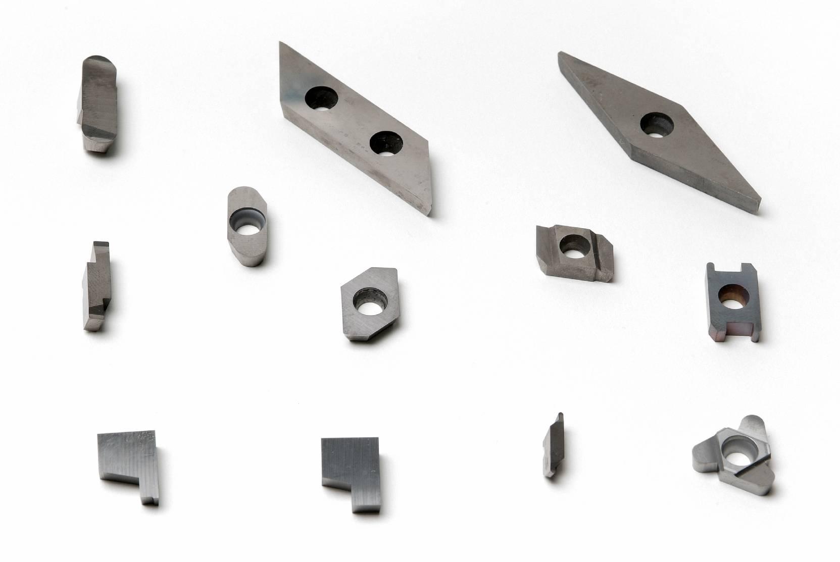 Inserti in Metallo Duro