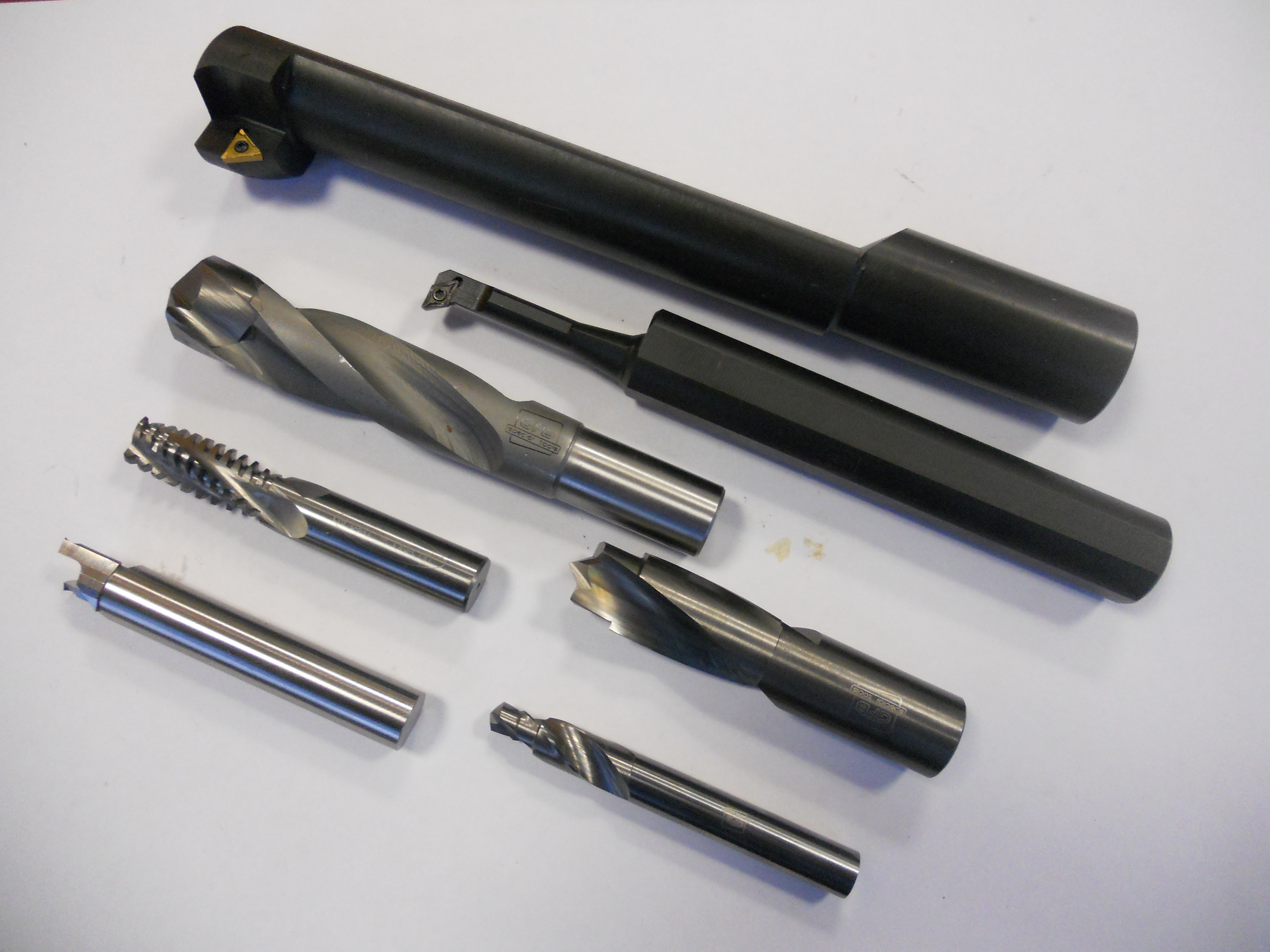 Special Points and Toolholder