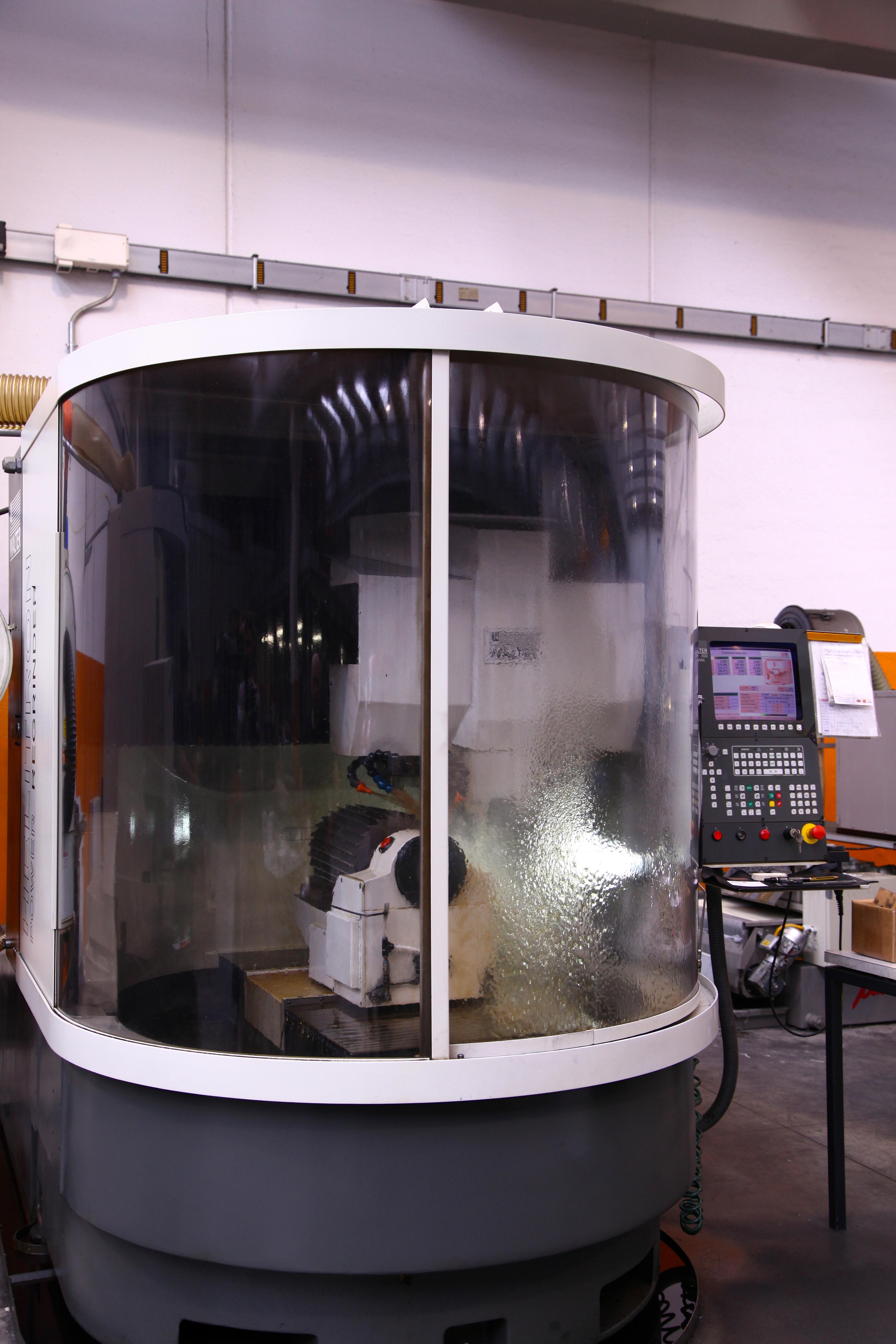 CNC tools sharpening
