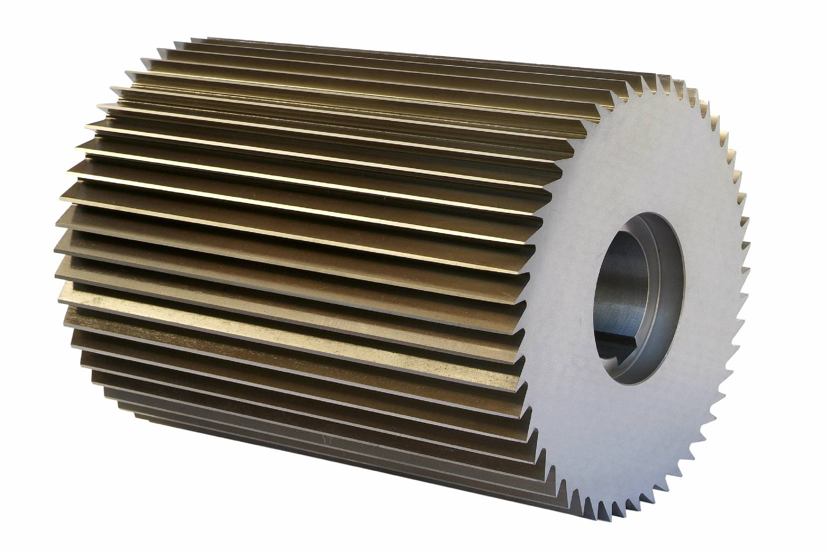Integral rotor Cuttes