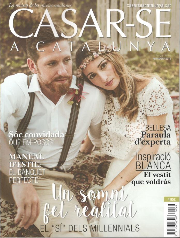 ¡Sibarum Catering en la revista de Casar-se Catalunya!