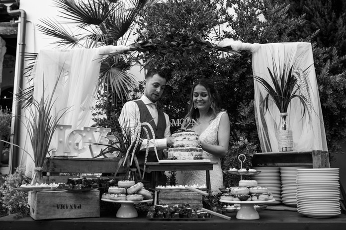 Casa Felix wedding, M&N from UK