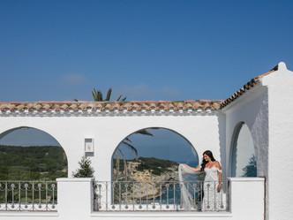 J&J wedding at Masia Casa del Mar