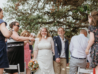 Gemma & Matt, una boda entre viñedos