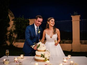 J&C, autumn wedding at Torre del Veguer