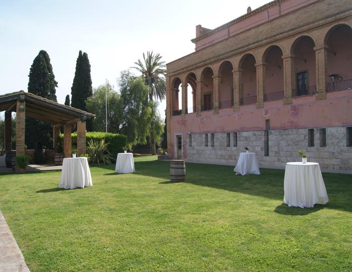 La boda de M&S en Masia d´en Cabanyes