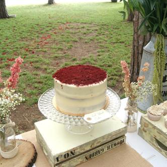 Mesa dulce para la boda de L&F en Sitges