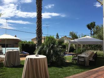 Celebración 50 cumpleaños en Sitges