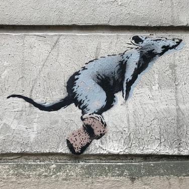 Street-art à Montmartre