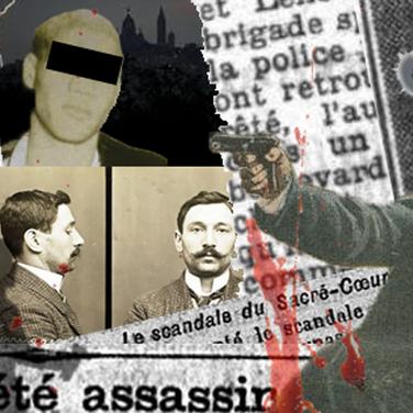 crimes & mystères de Montmartre