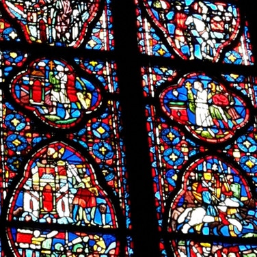 Splendide Sainte-Chapelle