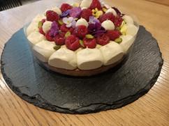 Gâteau d'anniversaire sans gluten