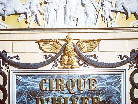 Un vrai cirque caché dans Paris
