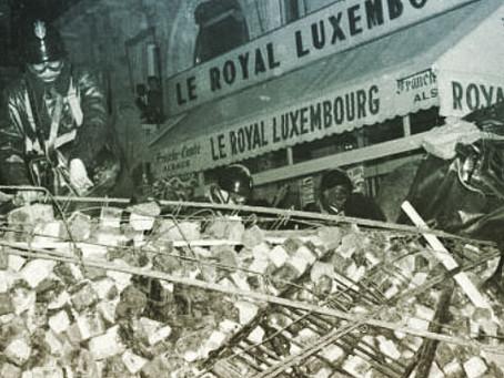 Un vrai mois de révolte cachée dans Paris