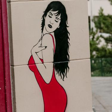 Street-art à la Butte-aux-Cailles
