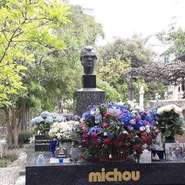 Le cimetière St-Vincent