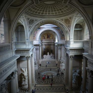 Le Panthéon de l'Histoire