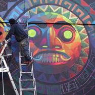 Street-Art à Belleville