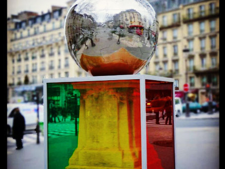 Un vrai message codé caché dans Paris