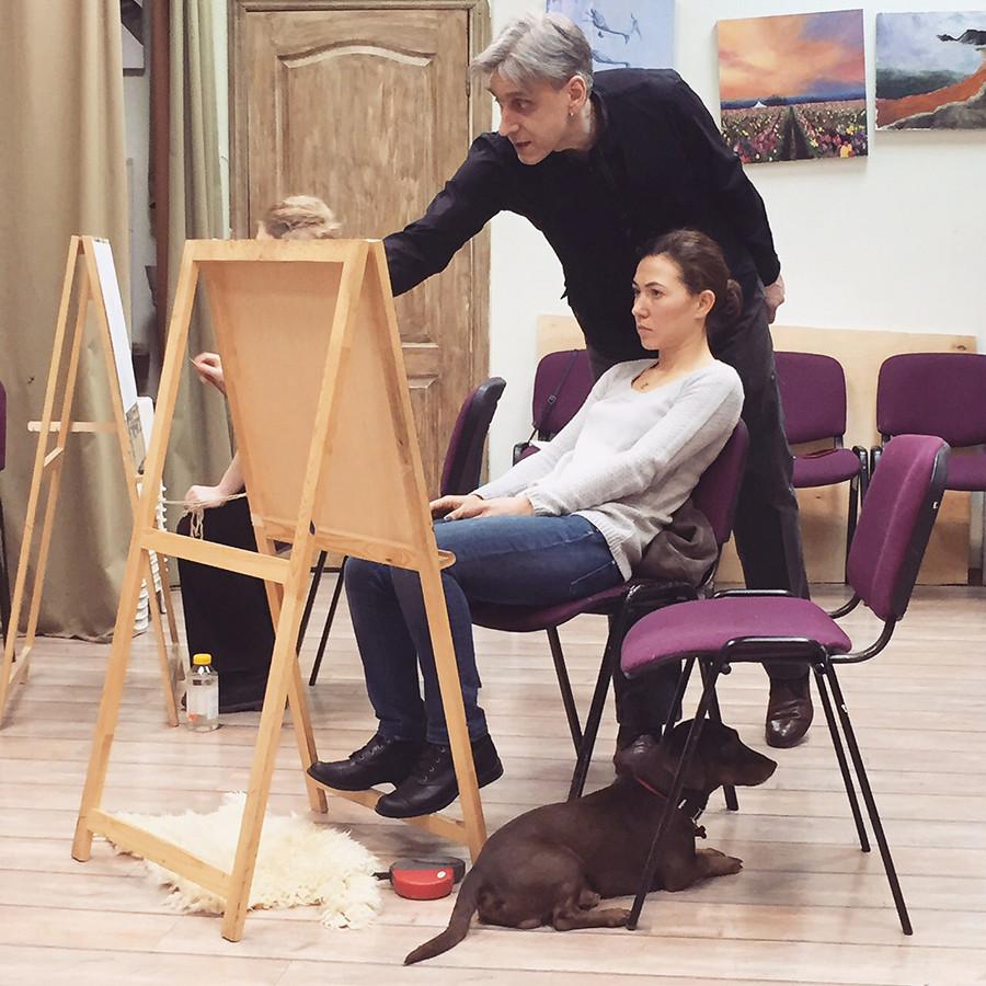 Студия рисования и живописи